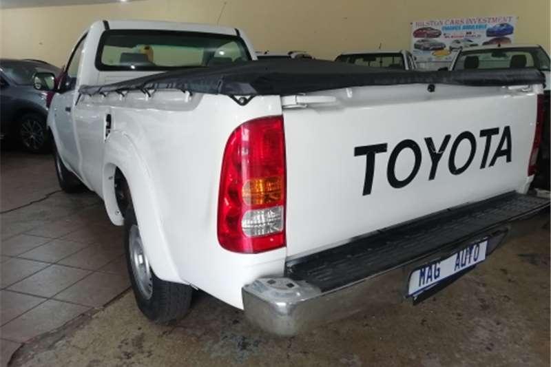 Used 2008 Toyota Hilux