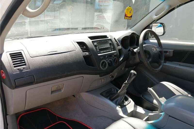 Used 2010 Toyota Hilux