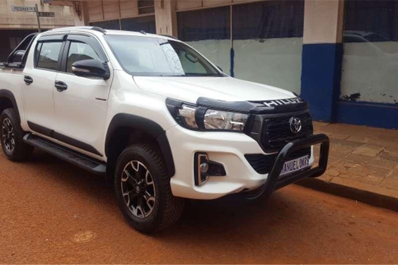Used 2019 Toyota Hilux