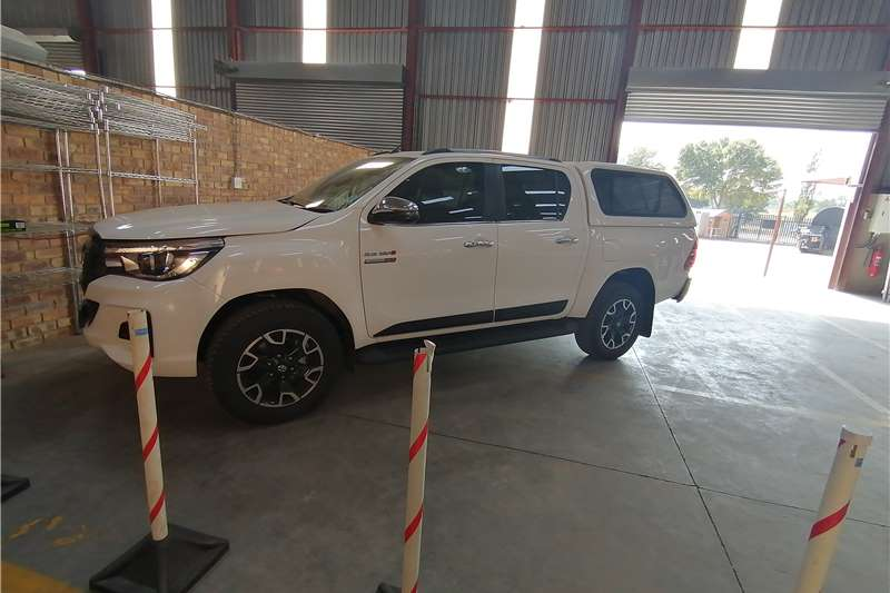 Used 2020 Toyota Hilux