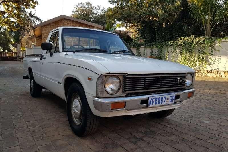 Toyota Hilux 2200D 1980