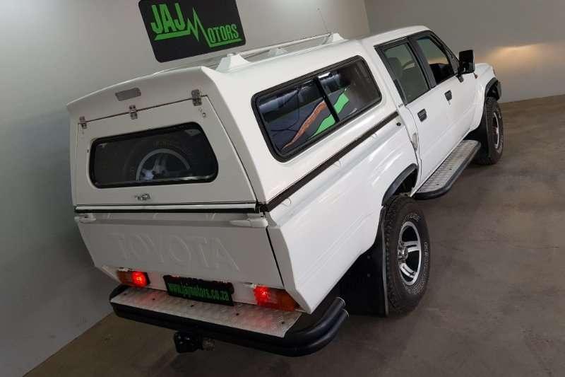 Toyota Hilux 2400 4x4 p/u d/c 1996