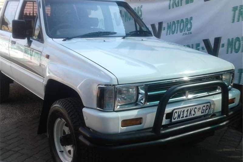 Toyota Hilux 2400 F/C D/S 1989