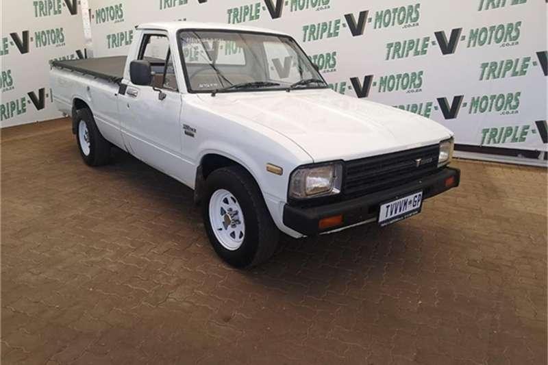 Toyota Hilux 2400 P/U S/C 1979