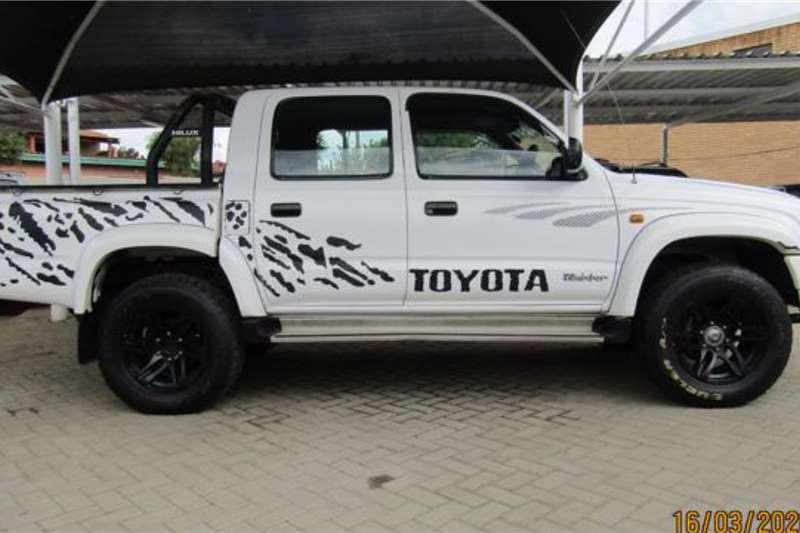 Toyota Hilux 2700i 2003