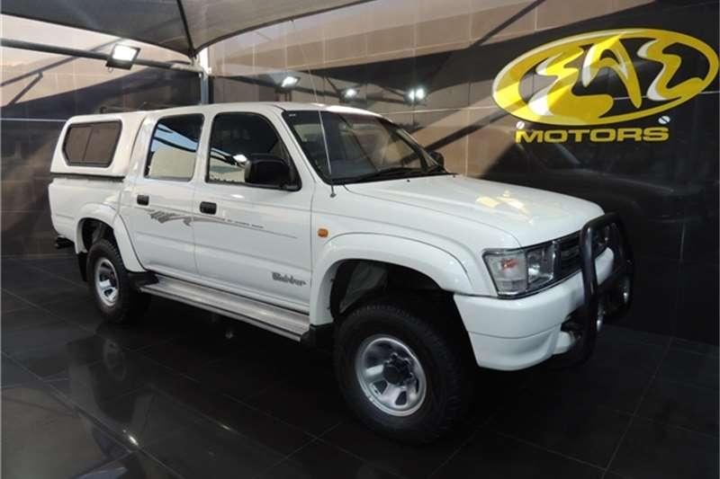 Toyota Hilux 2700i Raider 2002