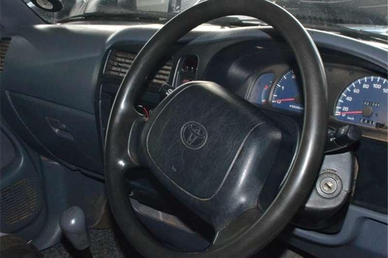 Toyota Hilux 2700i RAIDER 4X4 P/U D/C 1998