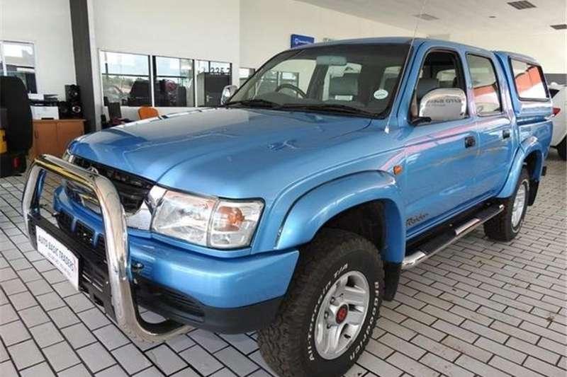Toyota Hilux 2700i Raider 4X4 P/U D/C 2001