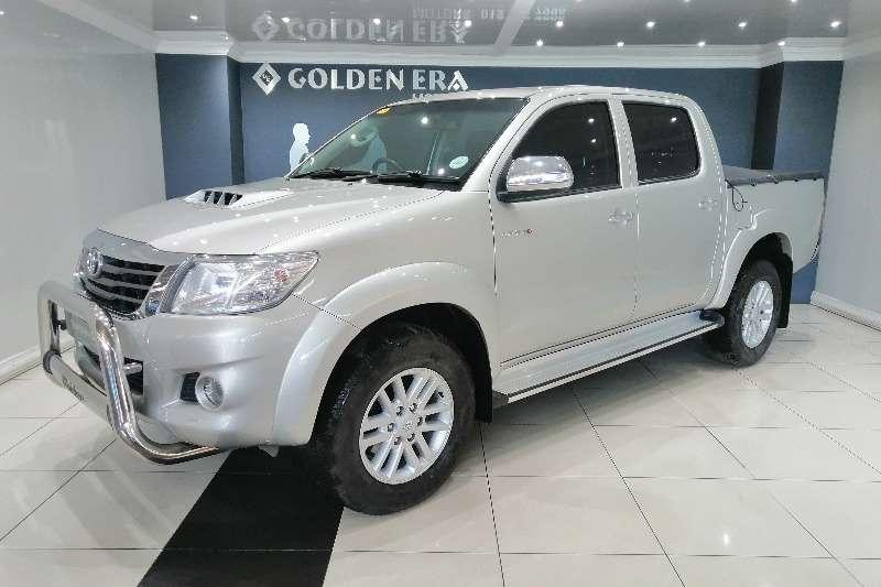 Toyota Hilux 3.0 D 4D 4X4 Raider D/Cab 2013