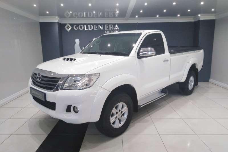 Toyota Hilux 3.0 D-4D Raider R/B S/Cab 2013