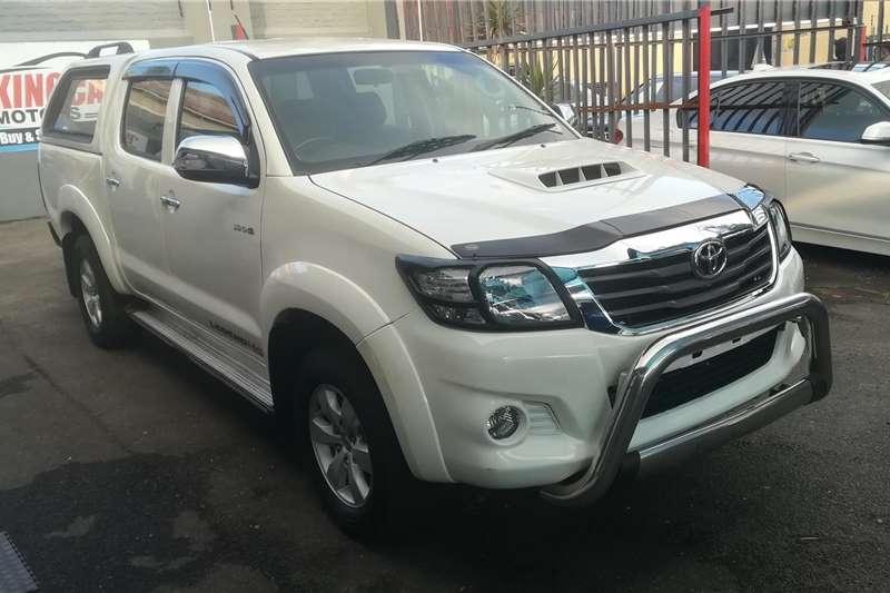 Used 2011 Toyota Hilux