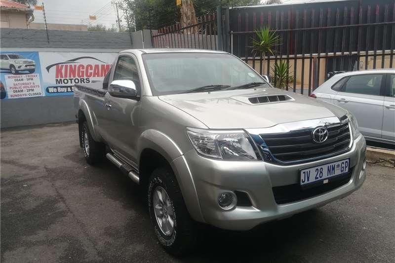 Used 2012 Toyota Hilux