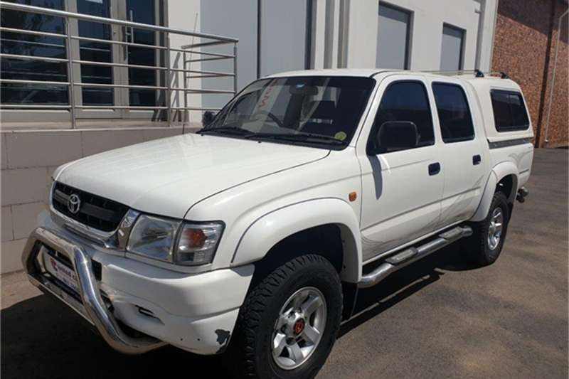 Toyota Hilux 3.0 KZ TE D/Cab 4x4 Raider 2005