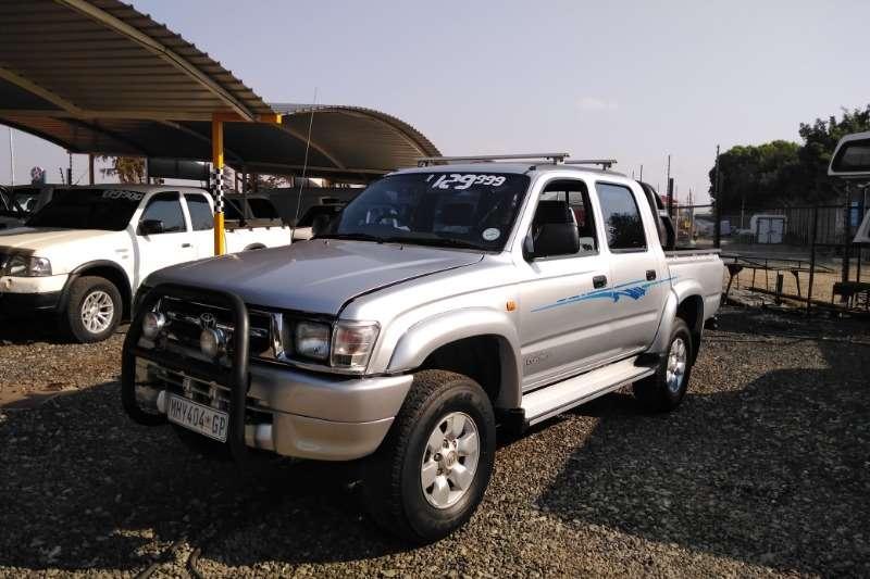 Toyota Hilux 3.0 KZTE 2001