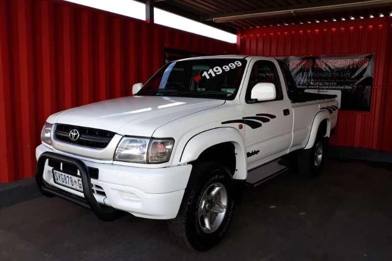 Toyota Hilux For Sale In Gauteng Auto Mart