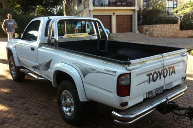 Toyota Hilux For Sale In Kwazulu Natal Auto Mart