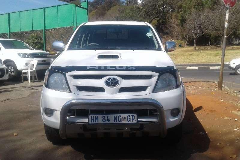 Toyota Hilux 3.0D 4D 2007