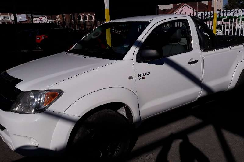 Toyota Hilux 3.0D-4D 2011