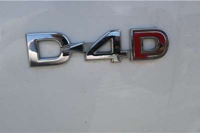 Toyota Hilux 3.0D 4D 2011