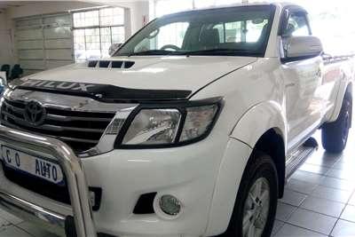 Toyota Hilux 3.0D 4D 2013
