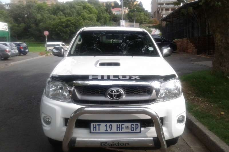Toyota Hilux 3.0D 4D 4x2 2005