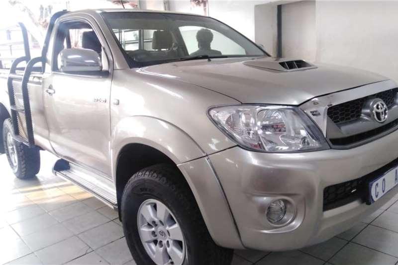 Toyota Hilux 3.0D 4D 4x4 2011