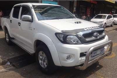 Toyota Hilux 3.0D 4D 4x4 Raider 2005