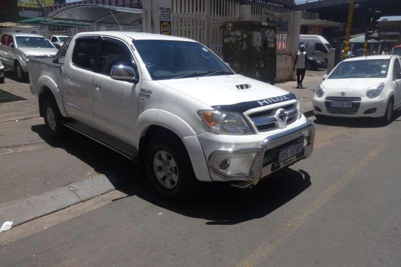 Toyota Hilux 3.0D 4D 4x4 Raider 2006