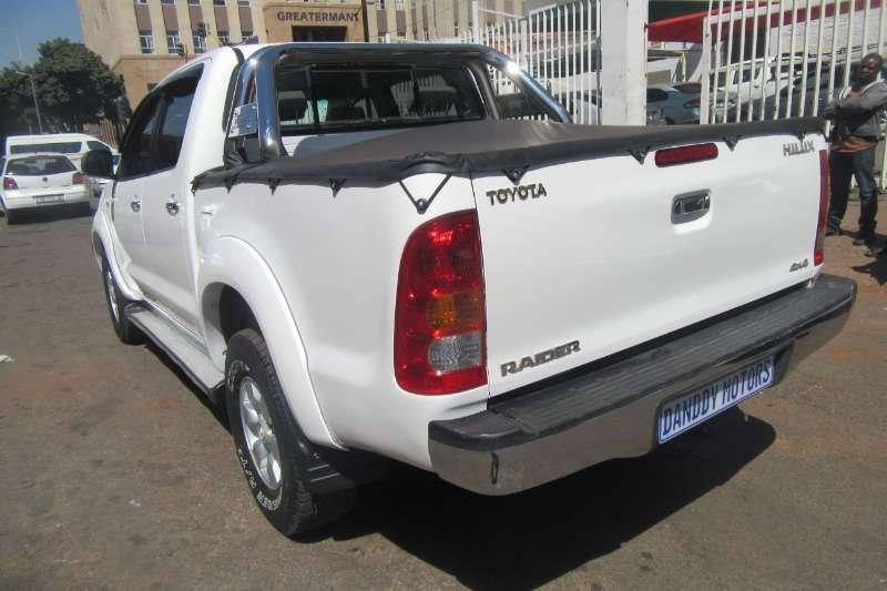 Toyota Hilux 3.0D 4D 4x4 Raider 2007