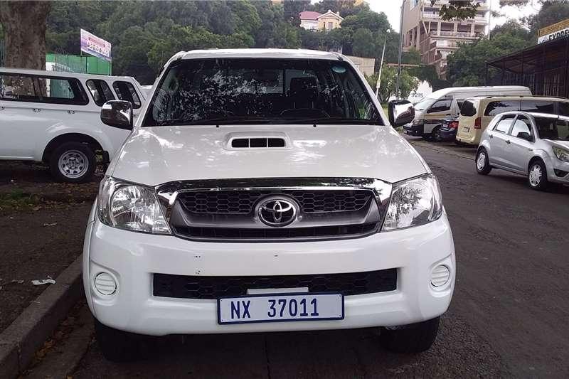 Used 2007 Toyota Hilux 3.0D 4D 4x4 Raider