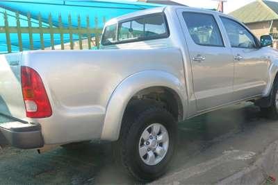 Toyota Hilux 3.0D-4D 4x4 Raider 2007