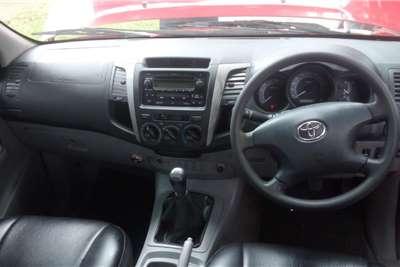 Toyota Hilux 3.0D 4D 4x4 Raider 2008
