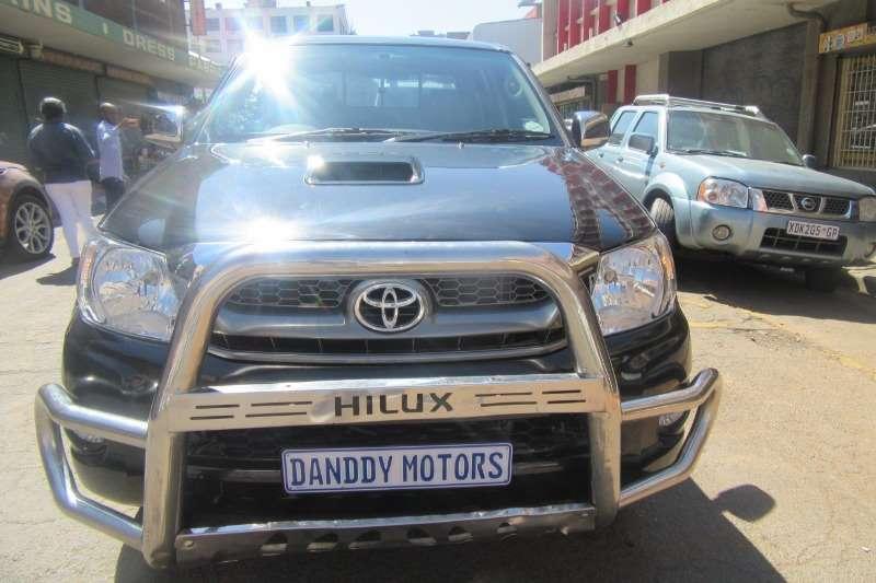 Toyota Hilux 3.0D 4D 4x4 Raider 2009