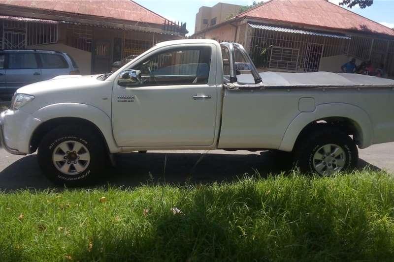 Used 2009 Toyota Hilux 3.0D 4D 4x4 Raider
