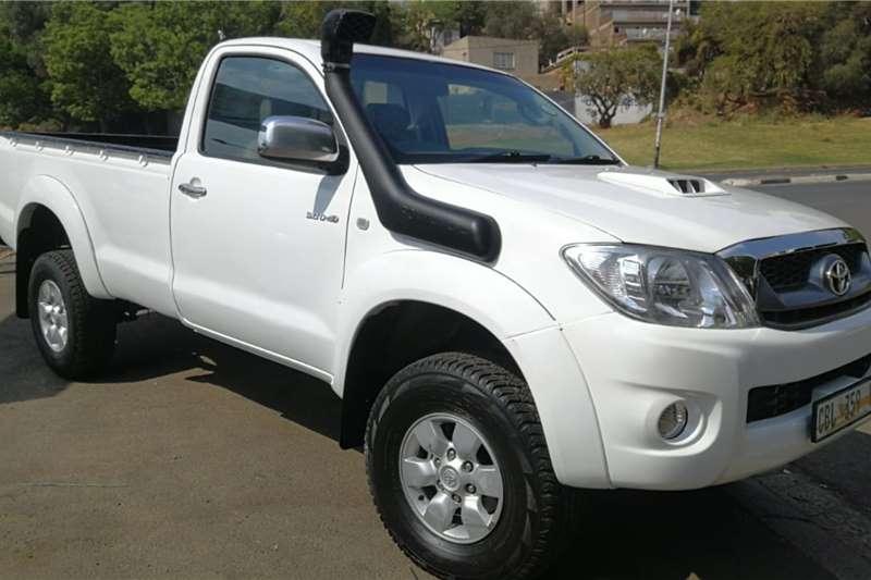 Used 2010 Toyota Hilux 3.0D 4D 4x4 Raider
