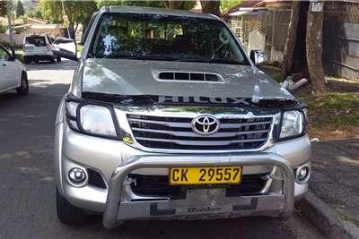 Toyota Hilux 3.0D 4D 4x4 Raider 2010