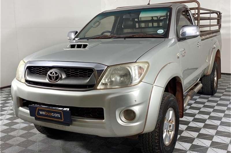 2010 Toyota Hilux Hilux 3.0D-4D 4x4 Raider