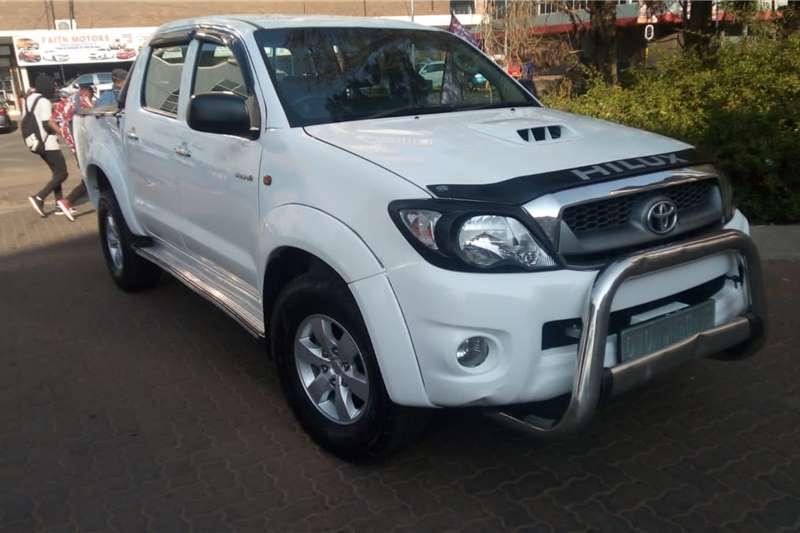 Used 2011 Toyota Hilux 3.0D 4D 4x4 Raider