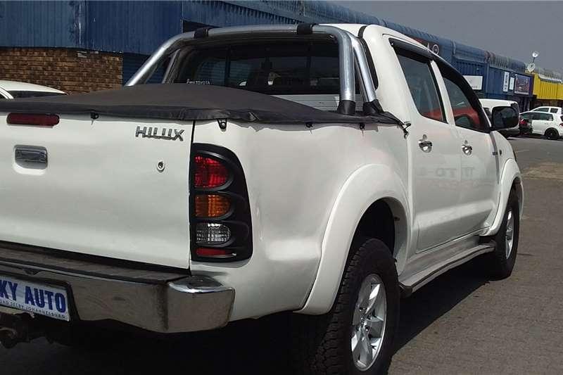 Toyota Hilux 3.0D 4D 4x4 Raider 2012