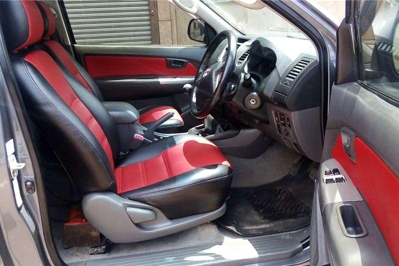 2013 Toyota Hilux Hilux 3.0D-4D 4x4 Raider