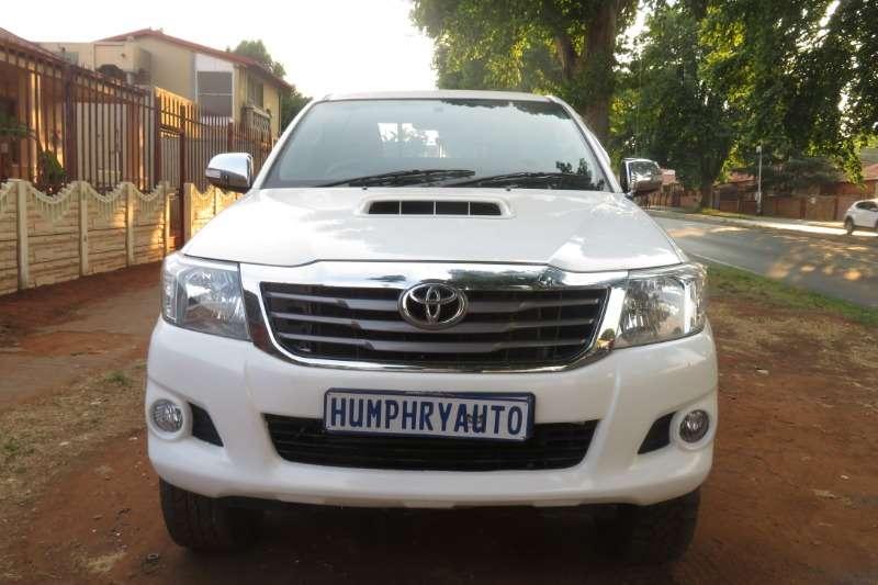 Toyota Hilux 3.0D-4D 4x4 Raider 2014