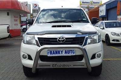 Used 2014 Toyota Hilux 3.0D 4D 4x4 Raider