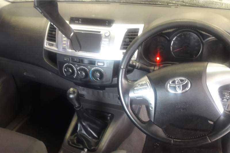 Used 2014 Toyota Hilux 3.0D 4D 4x4 Raider