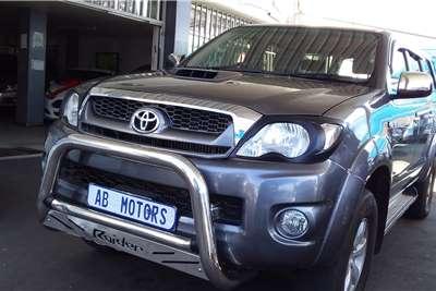 2014 Toyota Hilux Hilux 3.0D-4D 4x4 Raider
