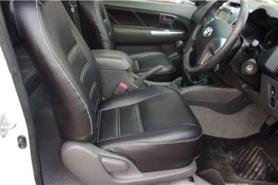 Toyota Hilux 3.0D 4D 4x4 Raider 2015
