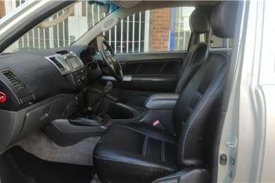 2015 Toyota Hilux Hilux 3.0D-4D 4x4 Raider