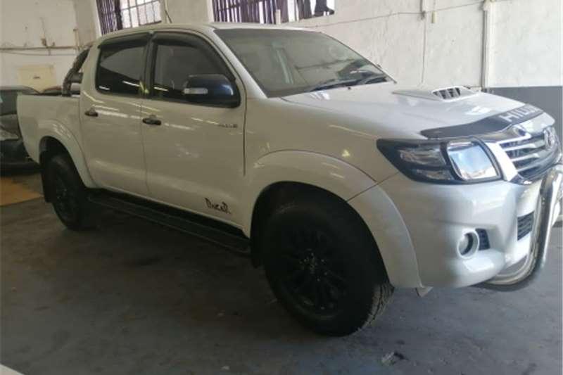 Used 2015 Toyota Hilux 3.0D 4D 4x4 Raider