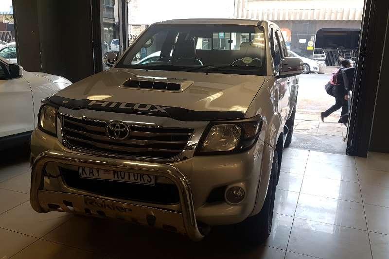 Toyota Hilux 3.0D 4D 4x4 Raider Dakar edition 2012
