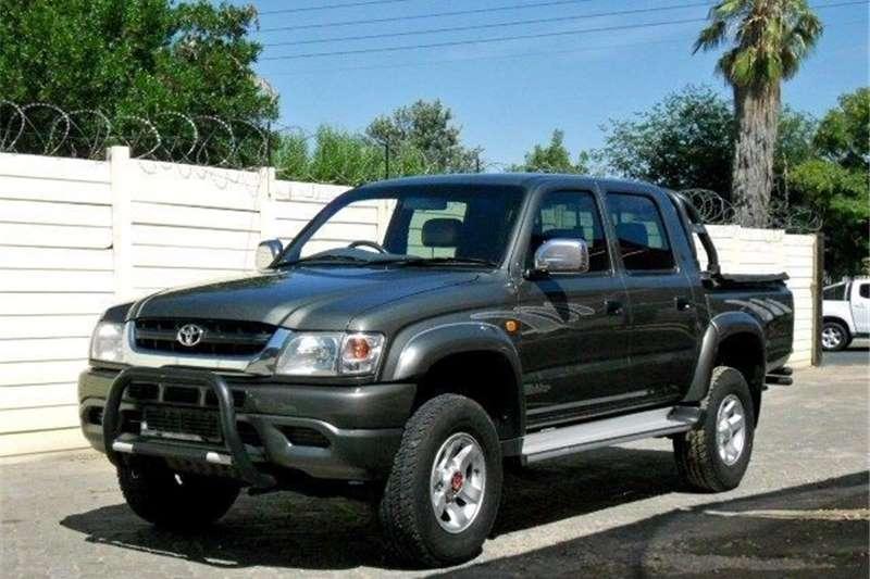 Toyota Hilux 3.0D 4D 4x4 Raider Legend 45 1991