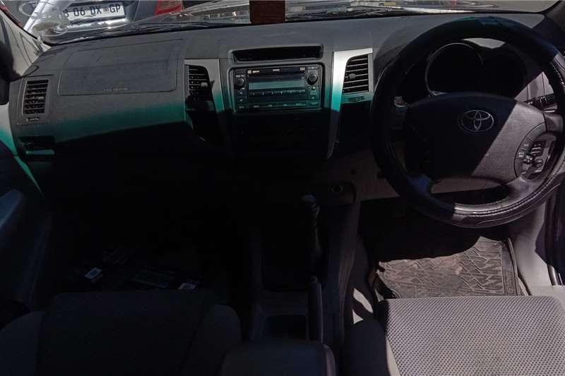 Toyota Hilux 3.0D 4D 4x4 Raider Legend 45 2010